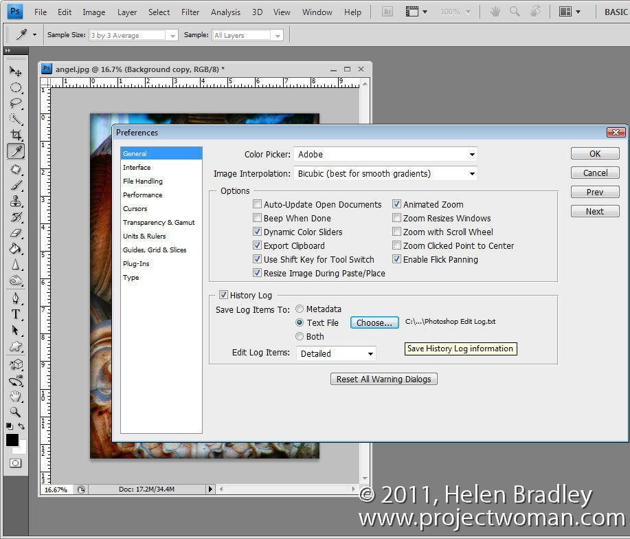 6 Sets of Settings to Save in Photoshop - Digital Photography School