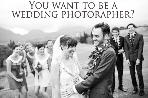 But professional wedding photography definitely isn 39t for everyone