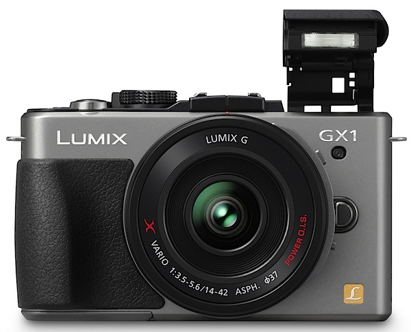 Panasonix Lumix DMC GX1